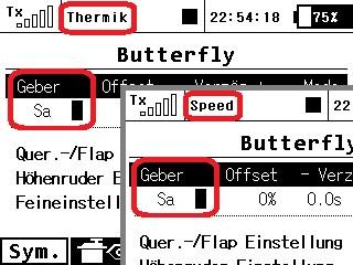 Butterfly Mixer